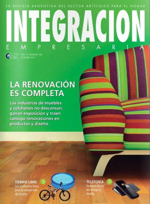Nota Revista Integración Empresarial