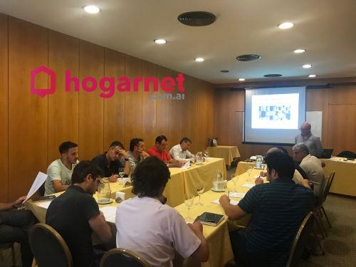 Capacitación Comercial 2018 Hogarnet