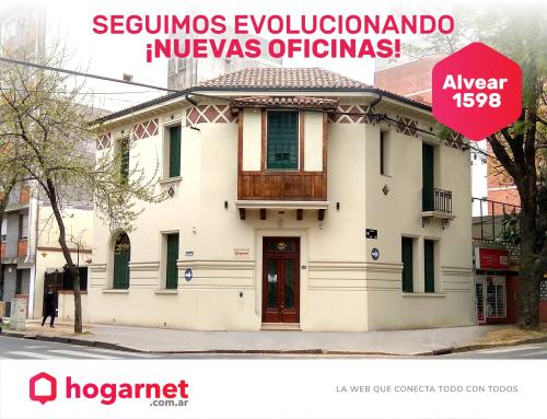 Nuevas Oficinas Comerciales Hogarnet