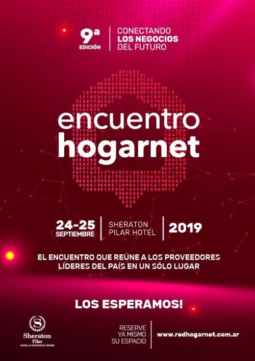 Próximo Encuentro 2019 Hogarnet