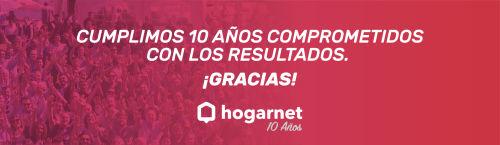 Hogarnet 10 Años